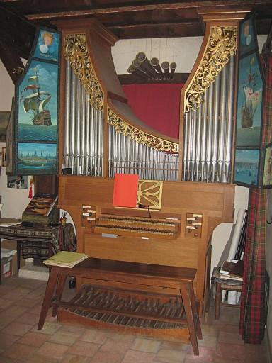 Chapelet House Organ
