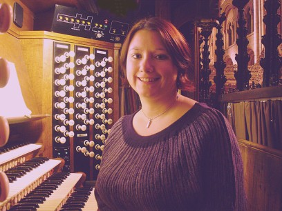 george wright organist