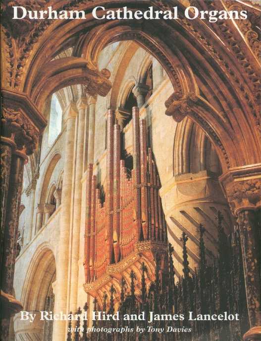 Durham Cathedral Organs only £5.99 from Amazon