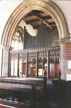 St Giles Durham